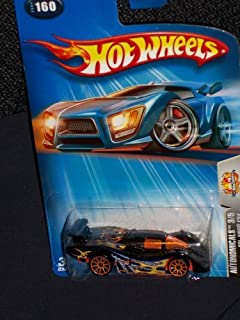 Hot Wheels Anime 3/5 2003 072 '68 COUGAR 1:64 Scale