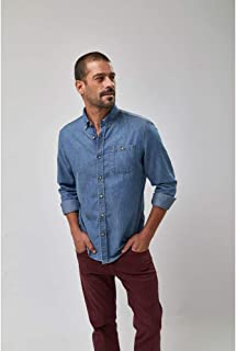 Camisa Jeans - Indigo
