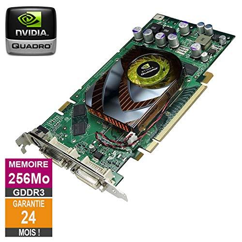 Grafikkarte Nvidia Quadro FX 1500 256 MB GDDR3 PCI-e DVI S-Video