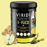 Kelp cóctel celular de algasI I-FUCO |500g| Fucus con manzana y raíz de tupinambo |Stabiliza Ph digestivo y mucosas intestinales| Nutricion para Microbiota y Tiroides| Rico en Fucoidan