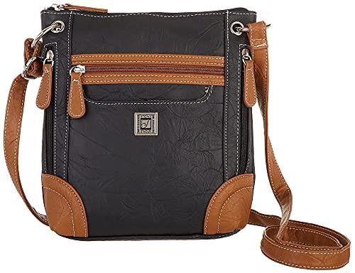Stone Mountain Crossbody Handbag One Size Black multi