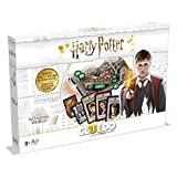 Winning Moves- CLUEDO Harry Potter-Jeu de société-Version française, 0491