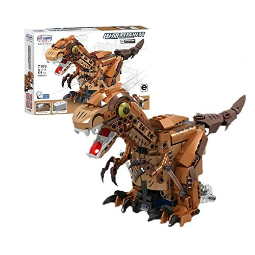 HLONGG Control Remoto Kit De Construcción De Dinosaurios; Legacy Overlord Dragon Toy and Technical Combine Cumplejo Regalo De Cumpleaños para Niños,(424pieces)