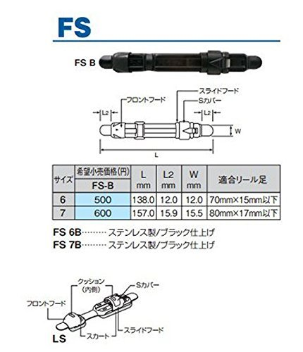 富士工業(FUJI KOGYO) プレートシート FS7B