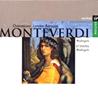 Monteverdi / D'india: Mannerist Madrigals (Chiaroscuro / London B (2000-03-28)