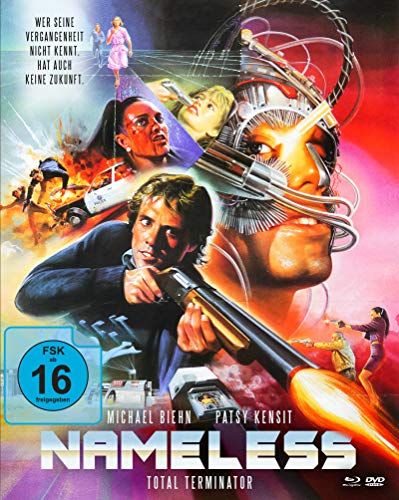 Nameless - Total Terminator - Mediabook - Cover B (+ DVD) [Blu-ray]