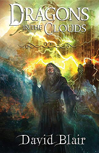 Book: Dragons in the Clouds by David Blair