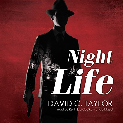 Night Life audiobook cover art