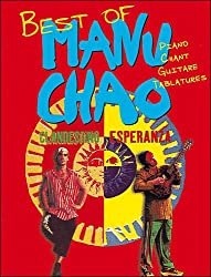 Manu Chao - Best of - Song Book