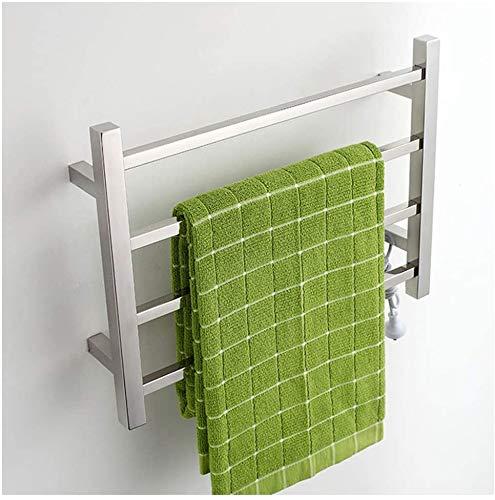 Montado en la pared impermeable calienta calentador de toallas y la rejilla...