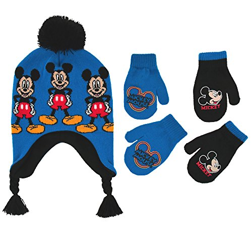 Disney Boys Mickey Mouse Winter ...