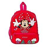 Samsonite Mochila Minnie Mouse 60323MINN | 7 L | para niños, escuelas, vacaciones y más | Producto oficial de Disney, rosa