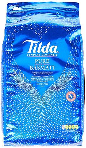 Tilda Pure original Basmati Rice - 1 x 10 kg