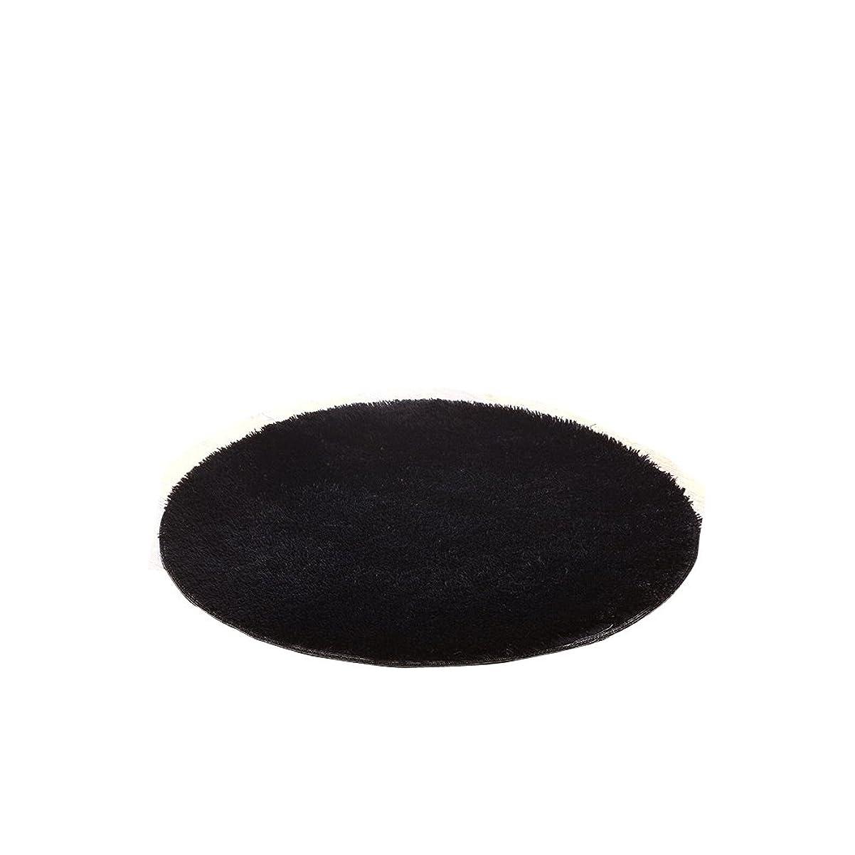 職人所有権アミューズメントYUNCLOS ラグ カーペット 円形マット フロアマット ラグマット 絨毯 円形 マイクロファイバー 床暖房 対応 やわらか 防音 敷物 カシミヤ 滑り止め