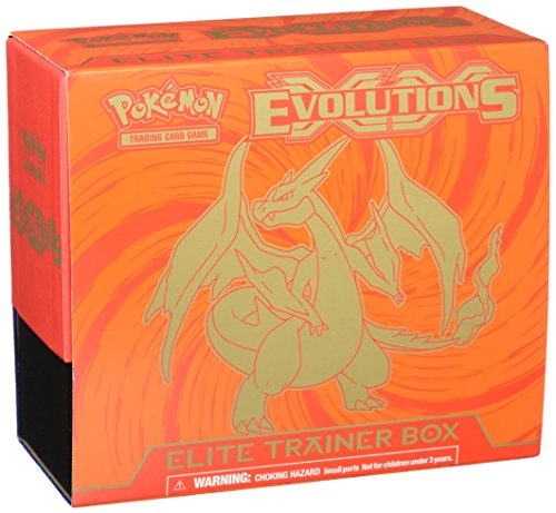 Pokemon TCG: XY Evolutions Charizard Elite Trainer Box