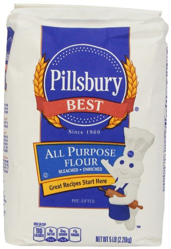 Pillsbury All Purpose Flour, 5 lb