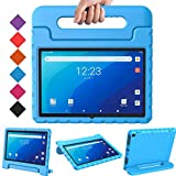 BMOUO Kids Case for Onn 10.1 Pro Tablet 2020 (Model:100003562),Shockproof Light Weight Convertible Handle Stand Kids Case for Walmart Onn 10.1 inch Pro Android Tablet 2020 (JUST for Onn 10.1 PRO),Blue