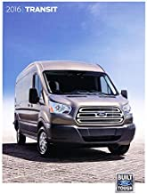 2016 Ford Transit Van and Cargo 44-page New Car Brochure Catalog