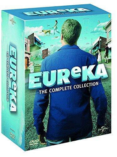 A Town Called Eureka - Season 1-5 [DVD]