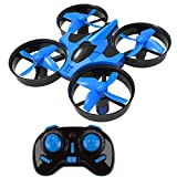 KINOEE Mini Drone for Kids, RC Quadcopter UFO Remote Control Helicopter with 2.4G