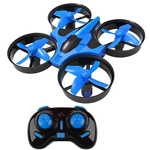 KINOEE Mini Drone for Kids, RC Quadcopter UFO Remote Control Helicopter...