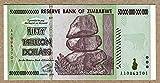 RBZ Zimbabwe 50 Trillion de dólares Extremadamente BAJO Serie AA00 ... Nota Bill Dinero Inflación Registro Moneda Billete por Zimbabue Banco Central