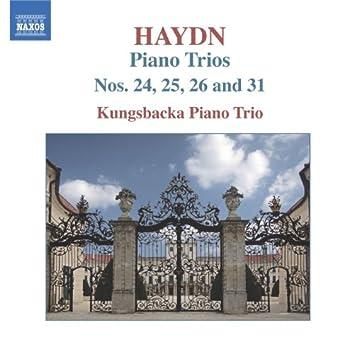 Haydn: Piano Trios, Vol. 1