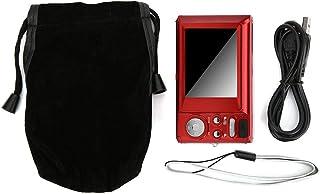 """Longzhuo Vriendschappelijke Zoom 21MP Digitale Zoom Camera met 8 Keer Optische Zoom en 2,4 """"TFT-scherm voor Kinderen (rood)"""