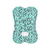 ZHEG Wärmflasche Laden Explosionsgeschützte Warme Handtasche Warme Elektrische Schatz Warme Hand Baby-Blau