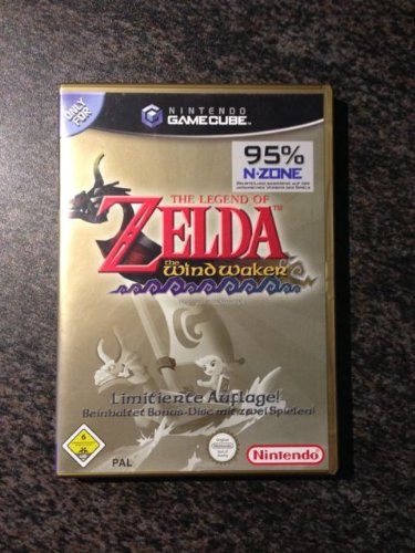 The Legend of Zelda - The Wind Waker (Limited Edition inkl. Zelda Bonusdisk)
