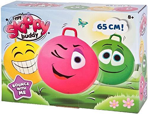 Skippy Buddy HB09-75 NEW Smiley, Multicolor