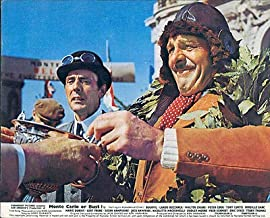 Monte Carlo OR Bust Lobby Card Original Terry-Thomas ERIC Sykes Classic Comedy