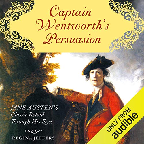 Captain Wentworth's Persuasion audiobook cover art