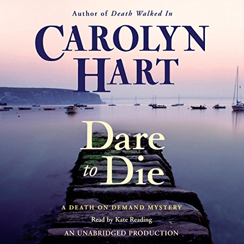 Dare to Die audiobook cover art