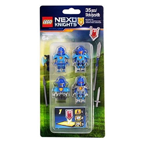 Lego Nexo Knights Army Building set - 853515 by LEGO
