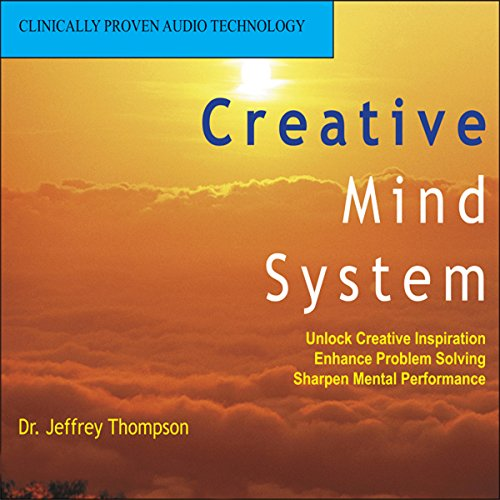 Creative Mind System audiobook cover art