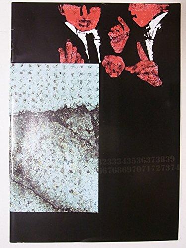 舞台パンフレット 90ミニッツ 2011年パルコ劇場公演 作・演出:三谷幸喜 西村雅彦 近藤芳正