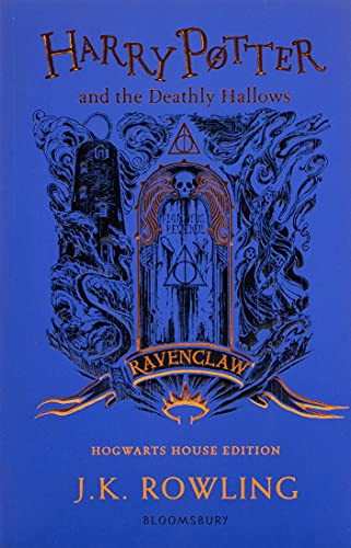 Harry Potter and the Deathly Hallows - Ravenclaw Edition: J.K. Rowling - Ravenclaw Edition (Blue)