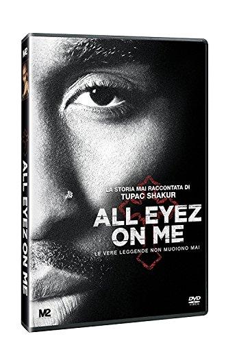 TUPAC SHAKUR - ALL EYEZ ON ME (1 DVD)