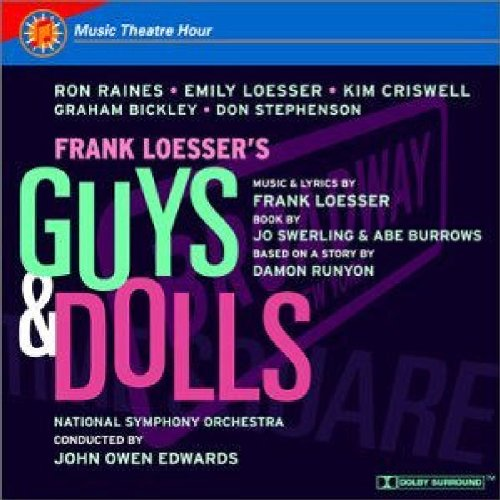 Guys and Dolls (2001 London Music Theatre Hour Cast)
