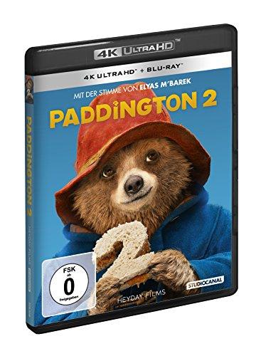 Paddington 2 (4K Ultra-HD) (+ Blu-ray)