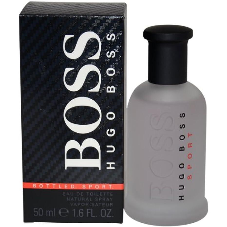 青写真家庭すきボス Bottled スポーツ バイ ヒューゴボス 1.6oz (約50ml) 並行輸入品 (1.6oz)