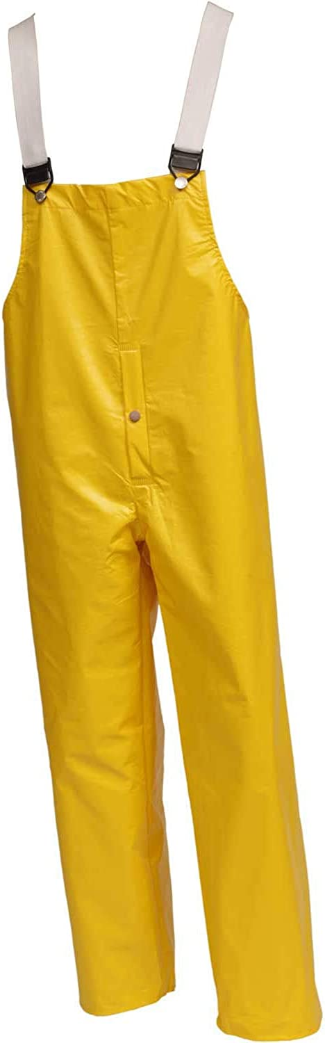 Selling and selling Tingley O32007.XL 26mm Plain Front Overall Thick Phoenix Mall Yello X-Large