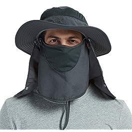 Ddyoutdoor™ 07-281 Fashion été protection solaire pour l'extérieur et la pêche