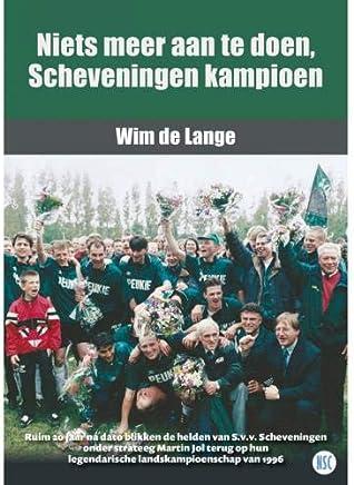 Niets meer aan te doen, Scheveningen kampioen: Ruim 20 jaar na dato blikken de helden van S.v.v. Scheveningen onder strateeg Martin Jol terug op hun legendarische landskampioenschap van 1996