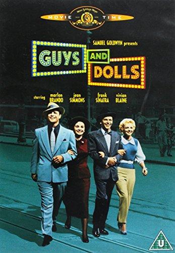 Guys And Dolls [Edizione: Regno Unito]