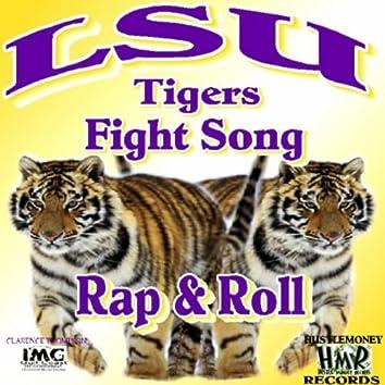 LSU Tigers Fight Song Rap & Roll