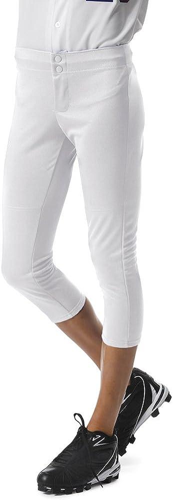 A4 2021 autumn and winter new Women's Girls Softball Louisville-Jefferson County Mall Pant Style# White XL NG6166