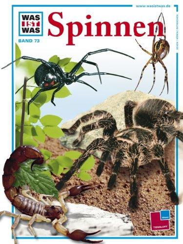 Was ist was, Band 073: Spinnen