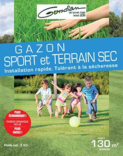 Gazon Sport&Terrain Sec 5kg G